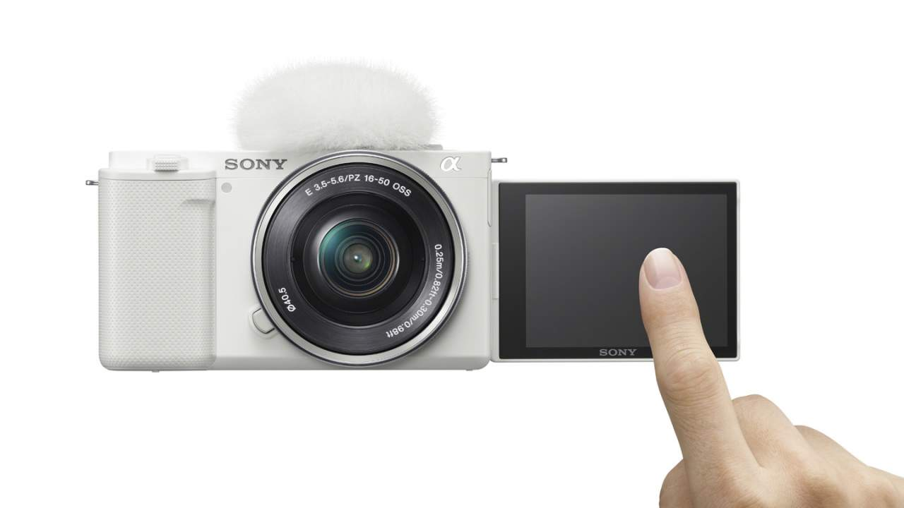 Sony ZV-E10 ILC camera takes ZV-1 to a new level with E-mount lenses
