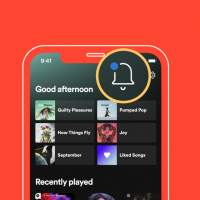 Spotify What's New update lets app target your FOMO