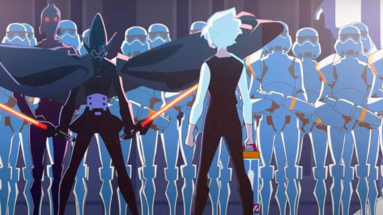 Star Wars: Visions anime detailed: Release date, titles, and Japanese studios