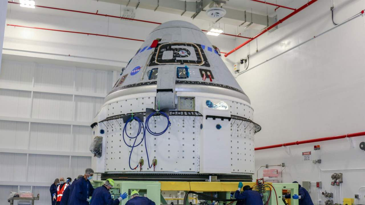 NASA invites the public to watch the Starliner launch on July 30