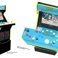 Simpsons arcade machine rebooted for home play, 30 years later