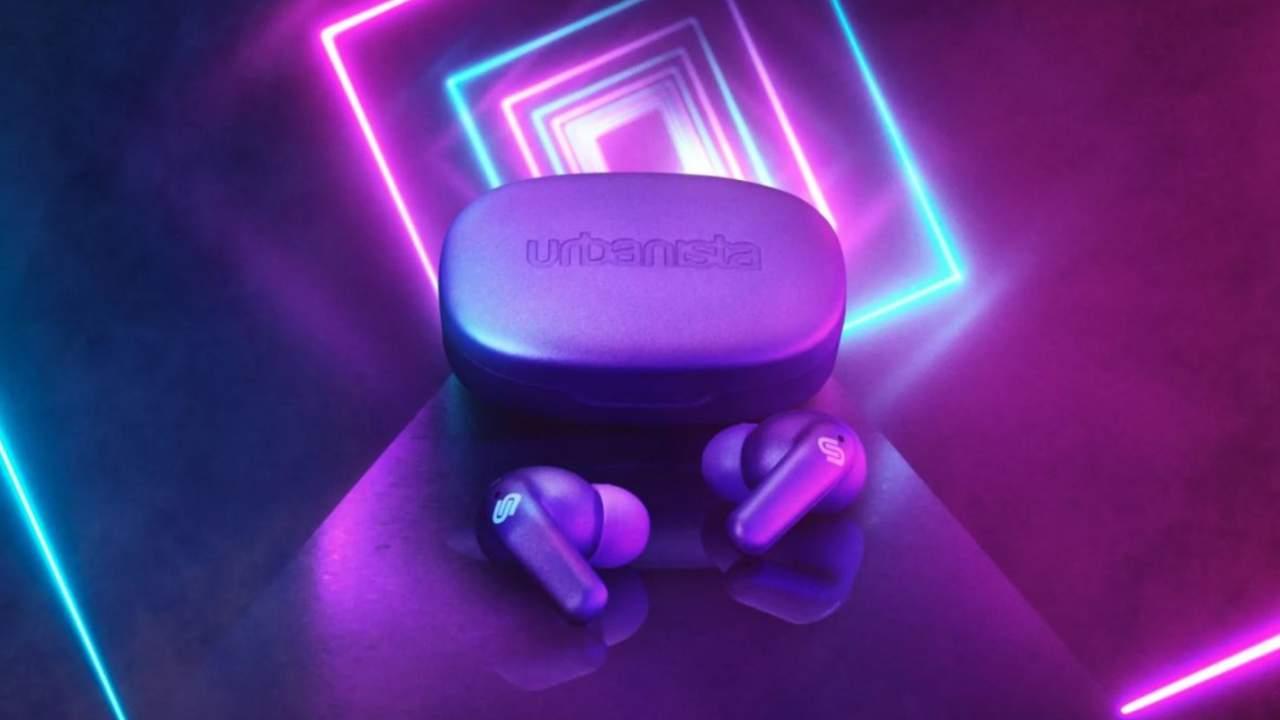 Urbanista Seoul true wireless earbuds offer low latency mode for games