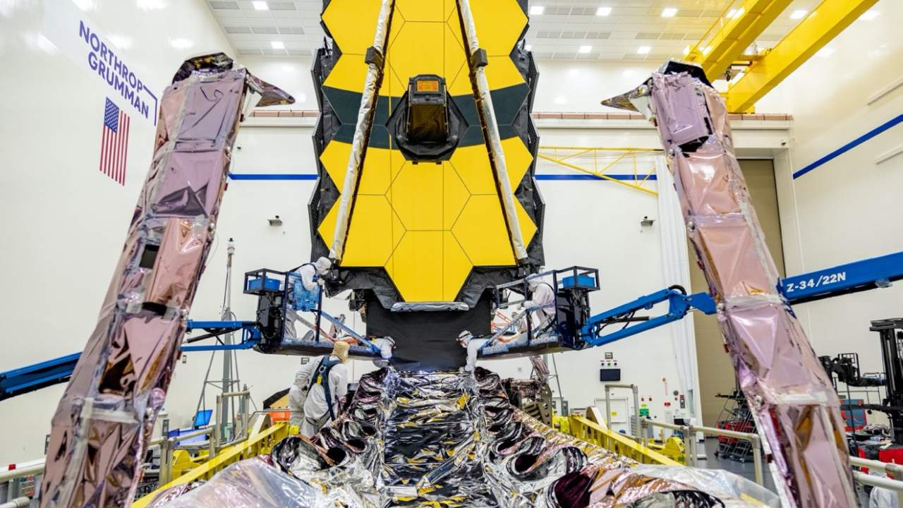 NASA's James Webb Space Telescope has hit three big milestones