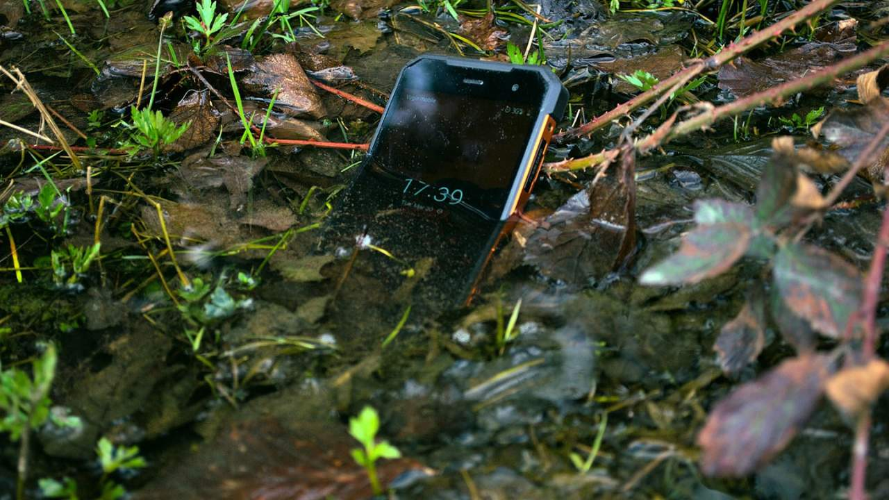 This Android app can test your phone's water resistance without water