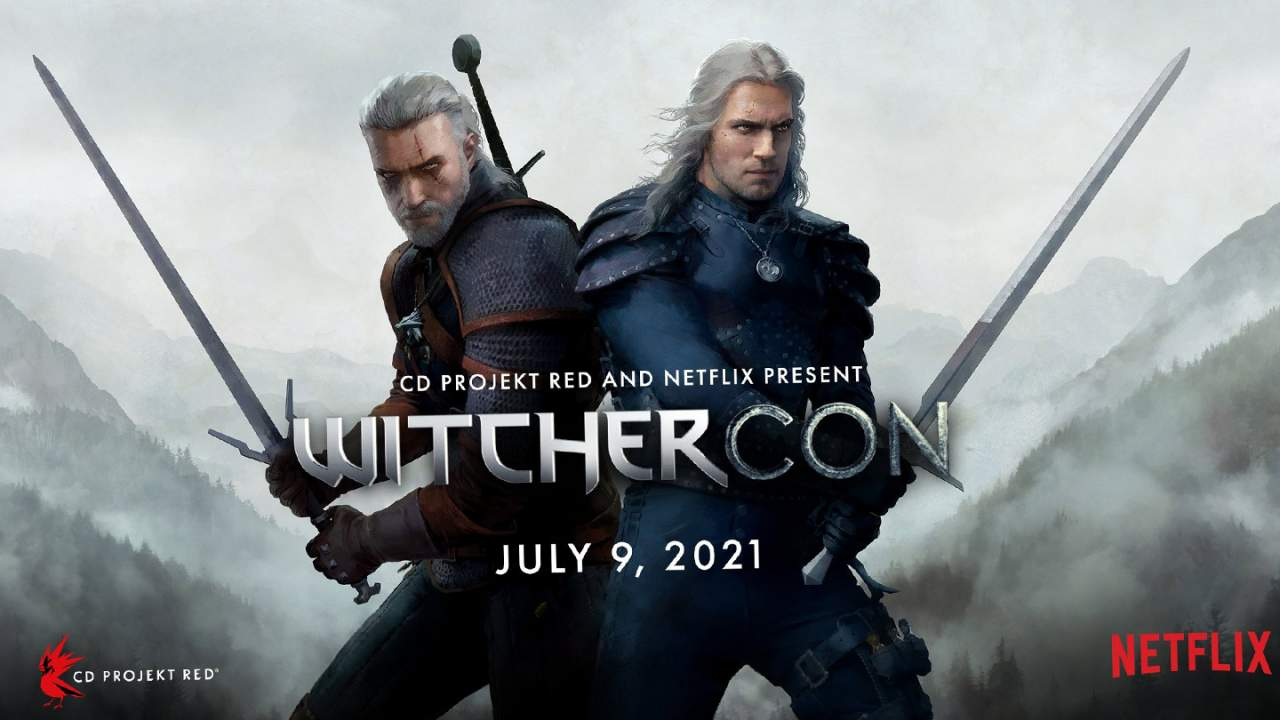 WitcherCon live stream today: CD Projekt Red, Netflix show teasers