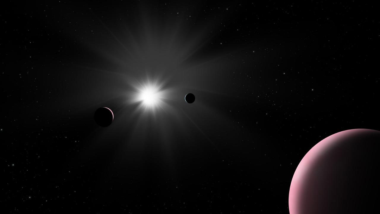 Scientists discover a third transiting exoplanet orbiting a distant star