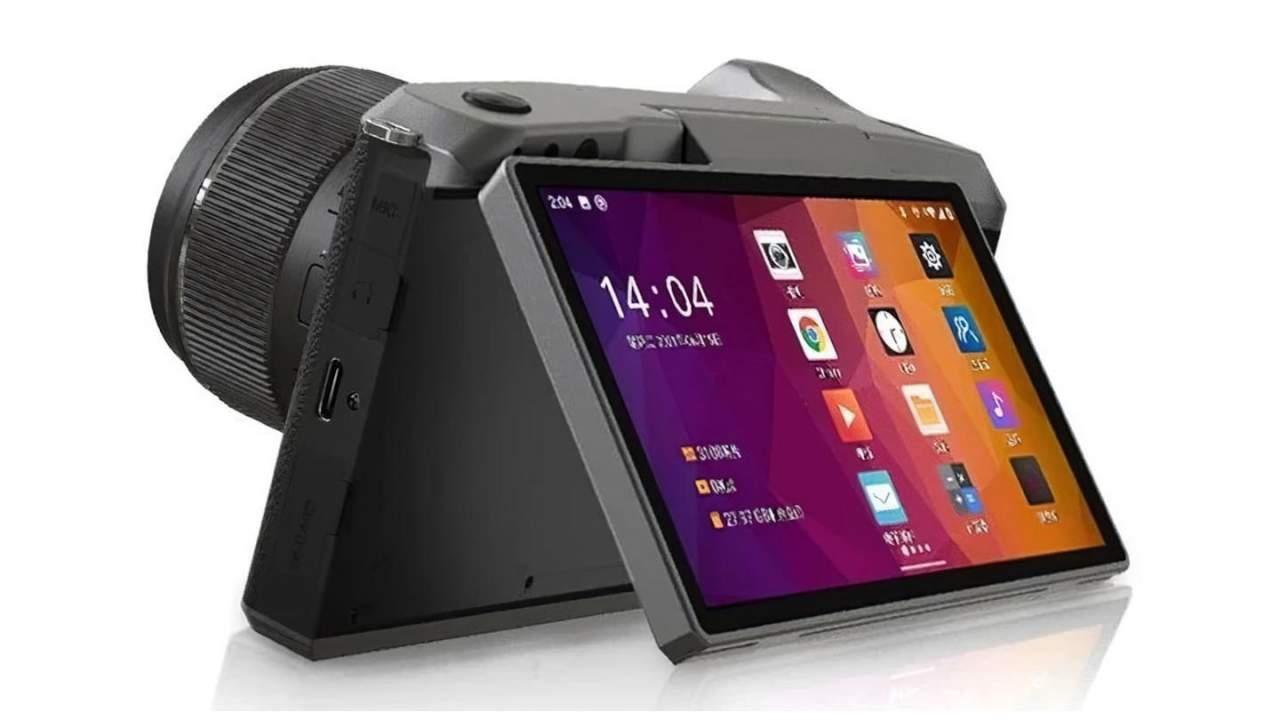 Yongnuo YN455 mirrorless micro four thirds camera runs Android