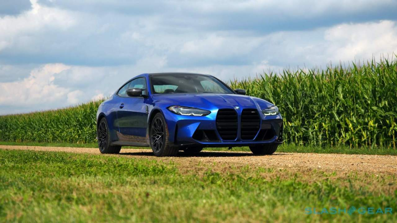 2021 BMW M4 Coupe Review