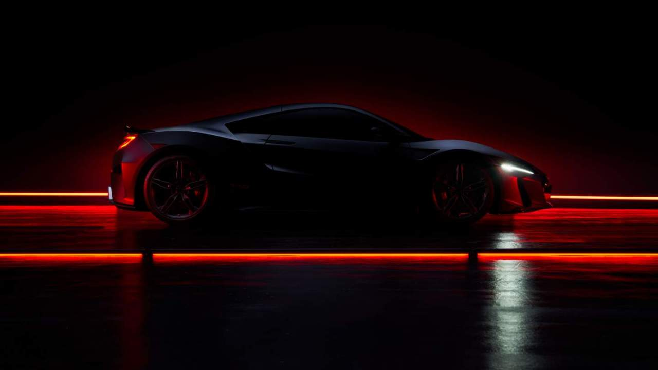 2022 Acura NSX Type S debuts August 12, limited to 350 units globally
