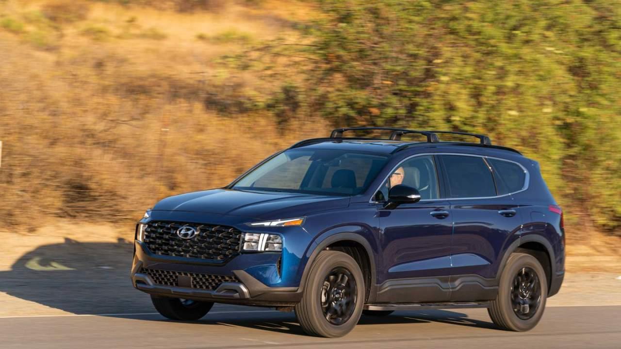 2022 Hyundai Santa Fe XRT gets rugged accents
