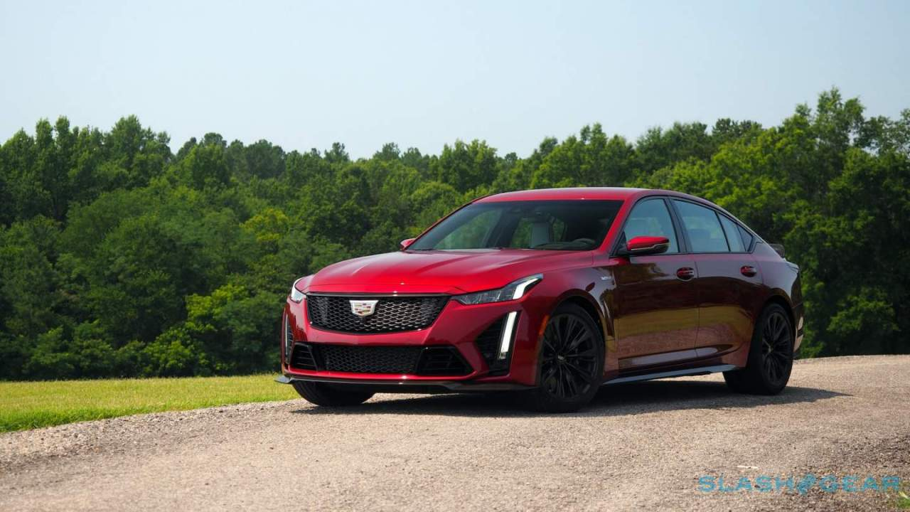 2022 Cadillac CT5-V Blackwing First Drive: Heart of a Hooligan