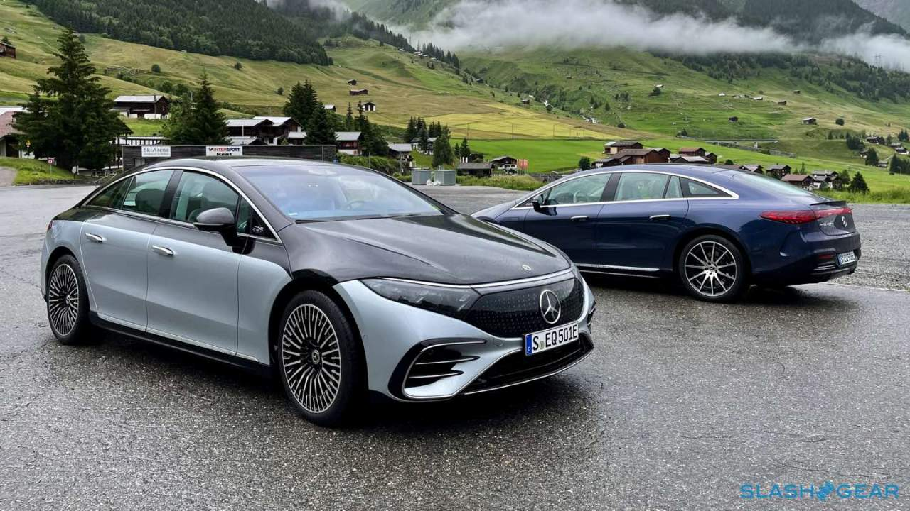 2022 Mercedes-Benz EQS pricing revealed for luxe EV sedan