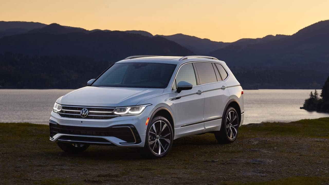 Refreshed 2022 Volkswagen Tiguan begins at under $26,000