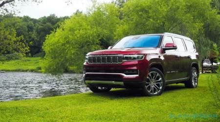 2022 Jeep Grand Wagoneer Gallery