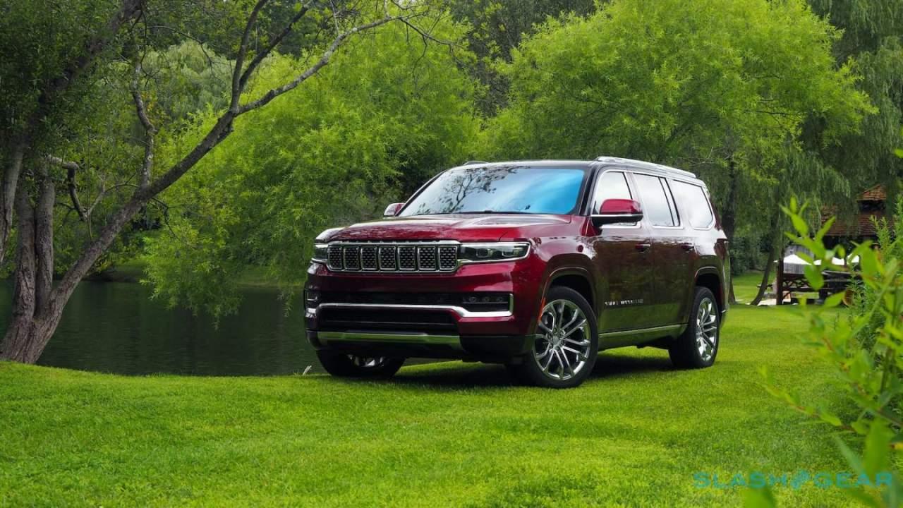 2022 Jeep Grand Wagoneer First Drive: Social Climber