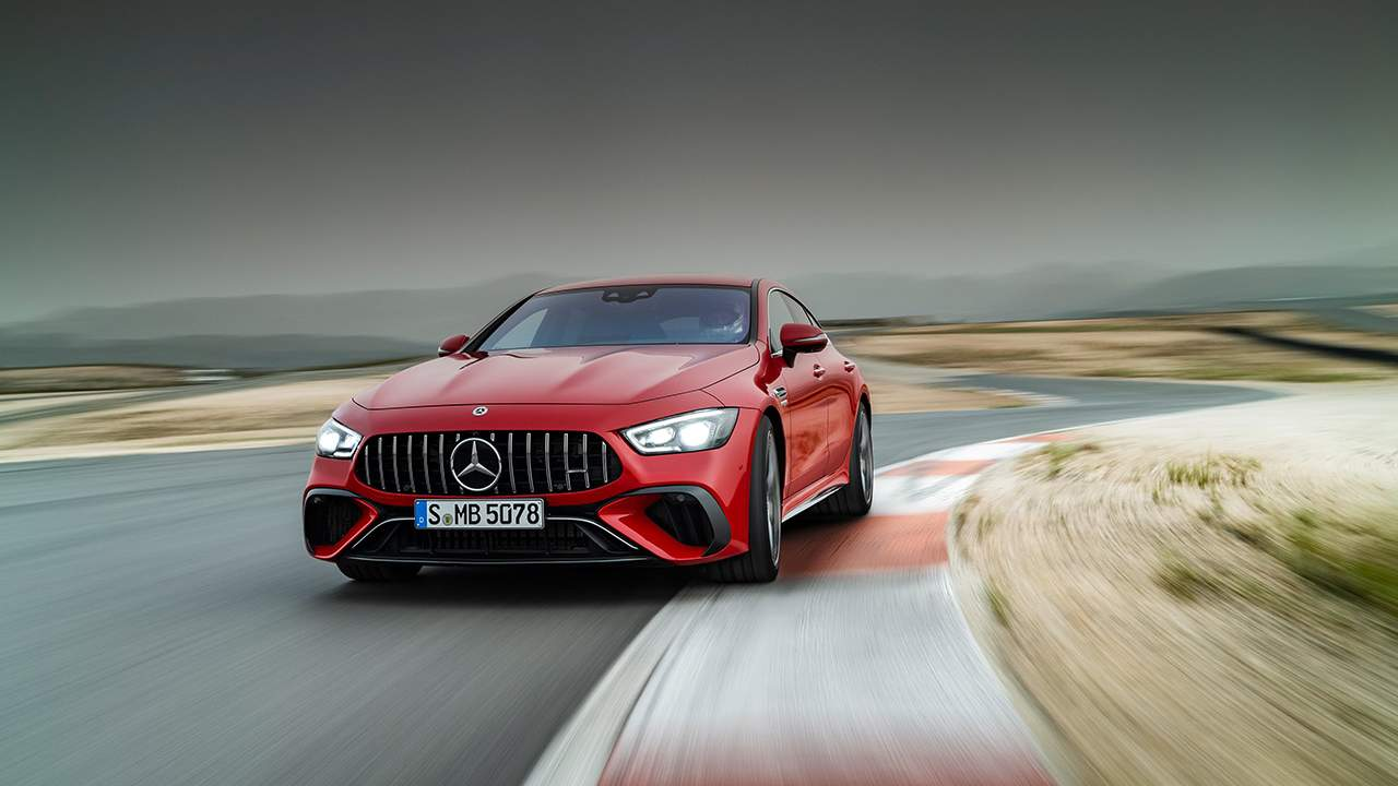 2023 AMG GT 63 S E Performance is Mercedes' vision of hybrid speed