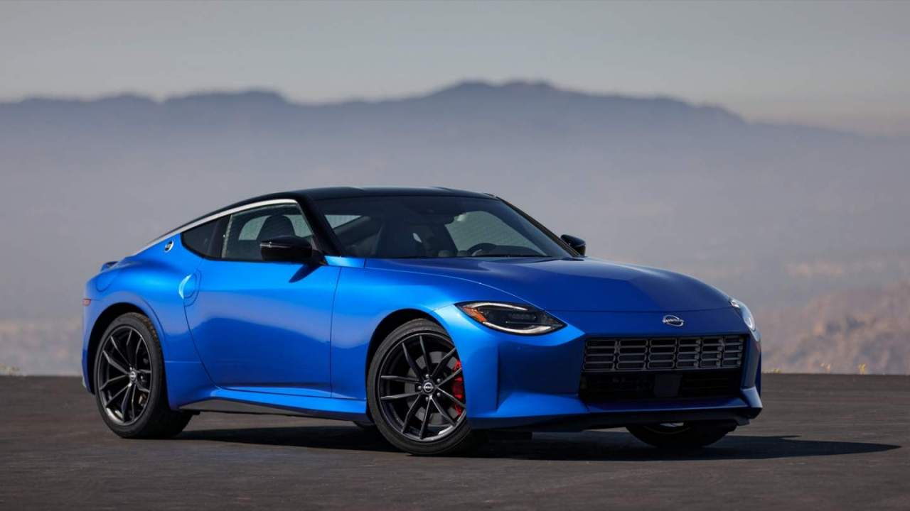 2023 Nissan Z gives enthusiasts a feast of retro done right