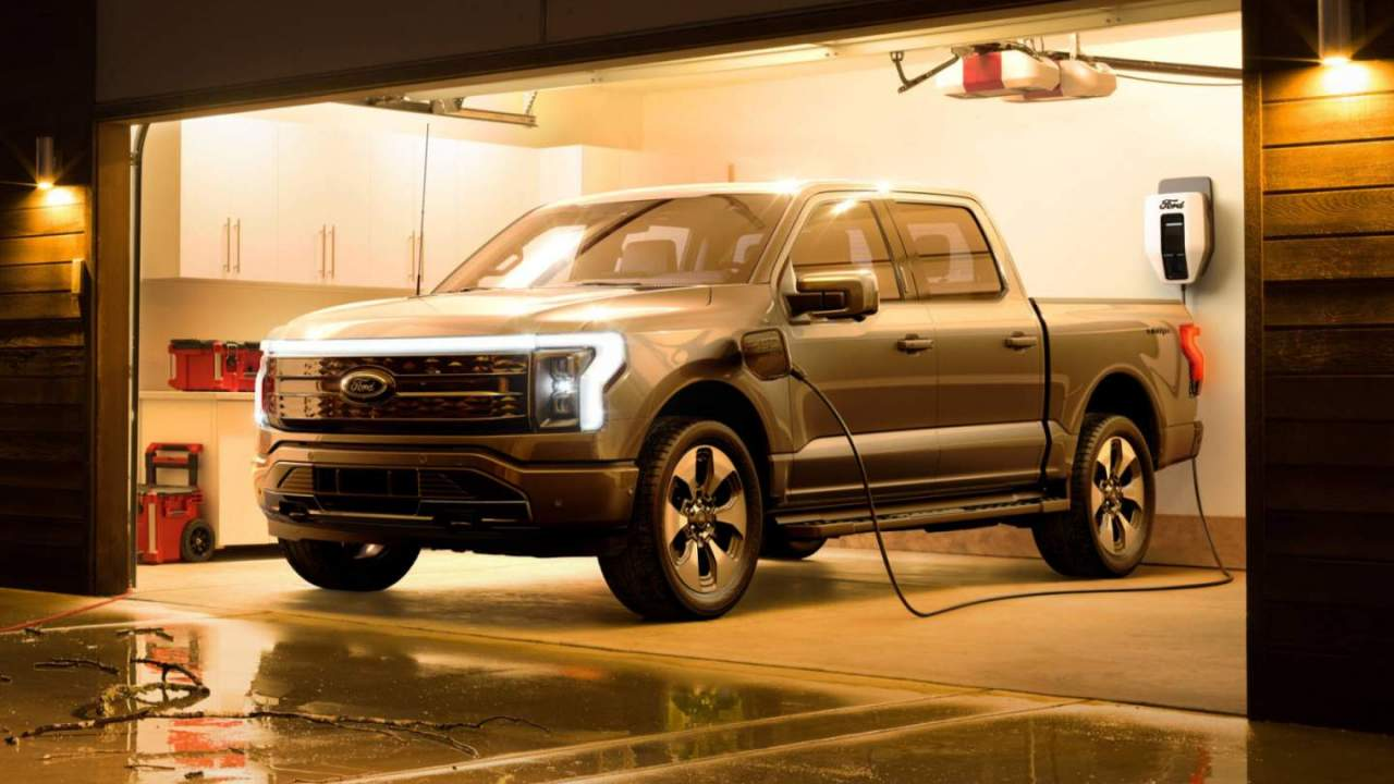 F-150 Lightning leak says Ford has an enviable problem with its EV truck