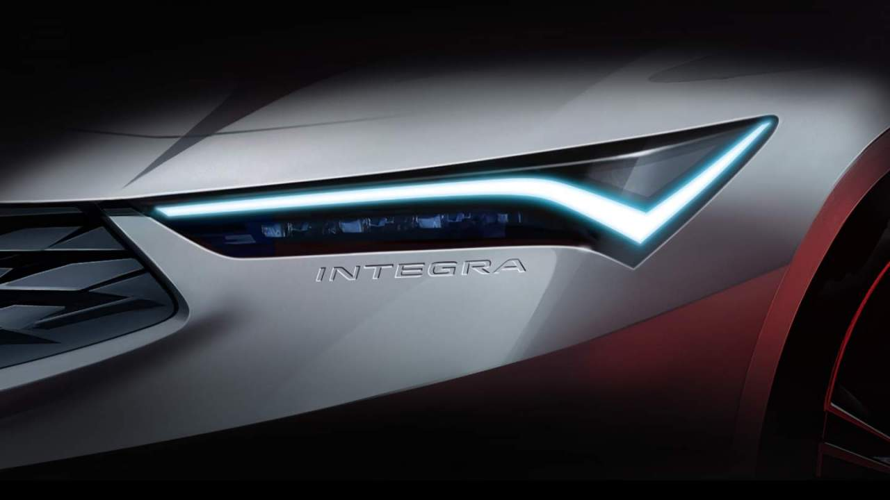 The Acura Integra is coming back: Here's what we know so far