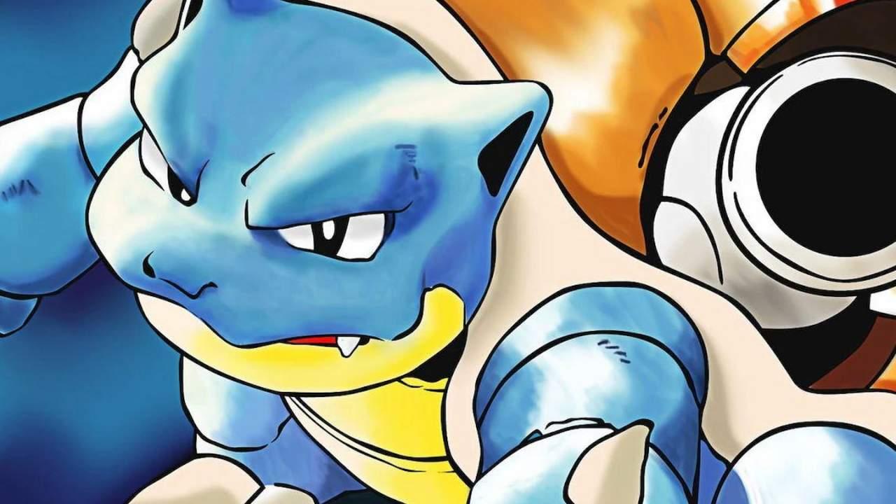 Blastoise finally has a Pokemon Unite release date