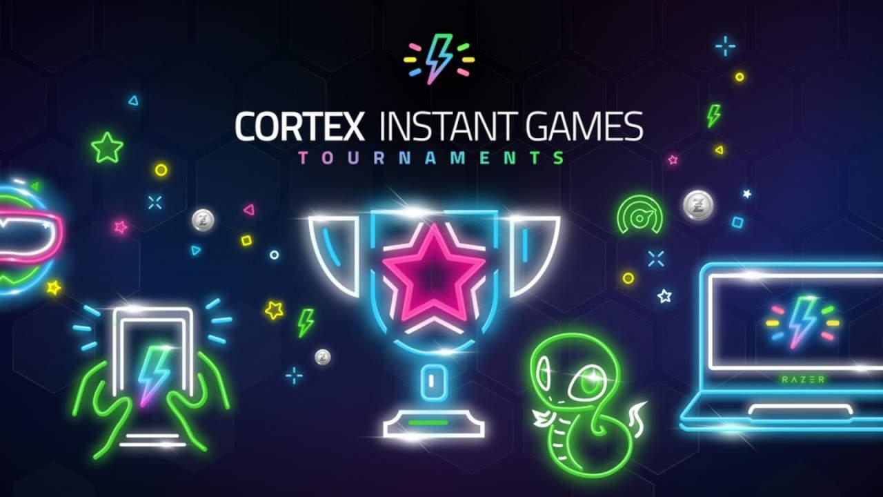 Razer Cortex Instant Games Tournaments make casual games less casual