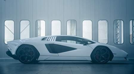 Lamborghini Countach LPI 800-4 Gallery