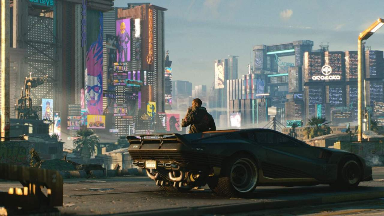 Cyberpunk 2077 update 1.3 datamine uncovers new multiplayer, expansion mentions