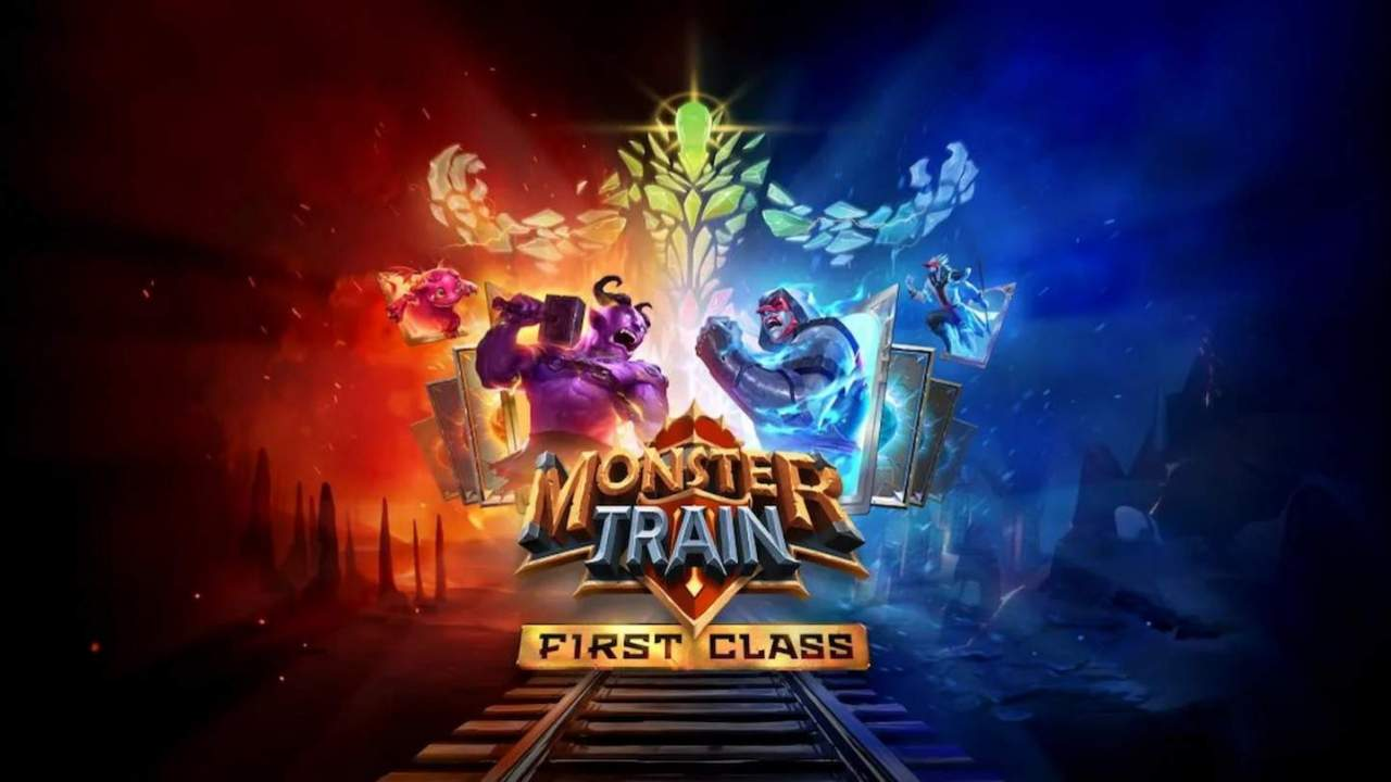 Deck-building roguelike Monster Train heads to Switch this month