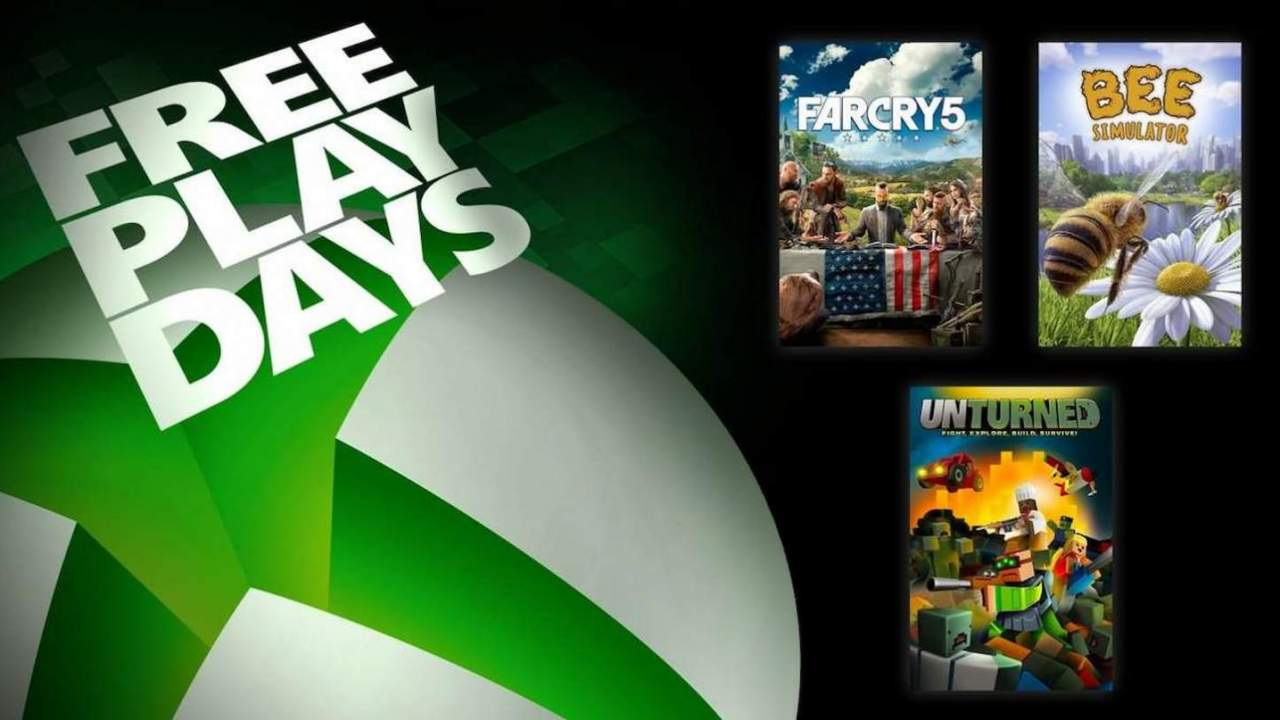 Far Cry 5 headlines new Xbox Free Play Days this weekend