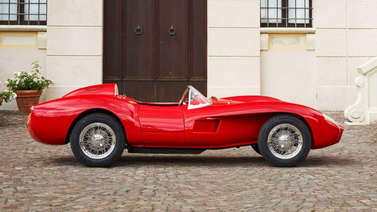 Ferrari Testa Rossa J by The Little Car Company is limited to 299 units