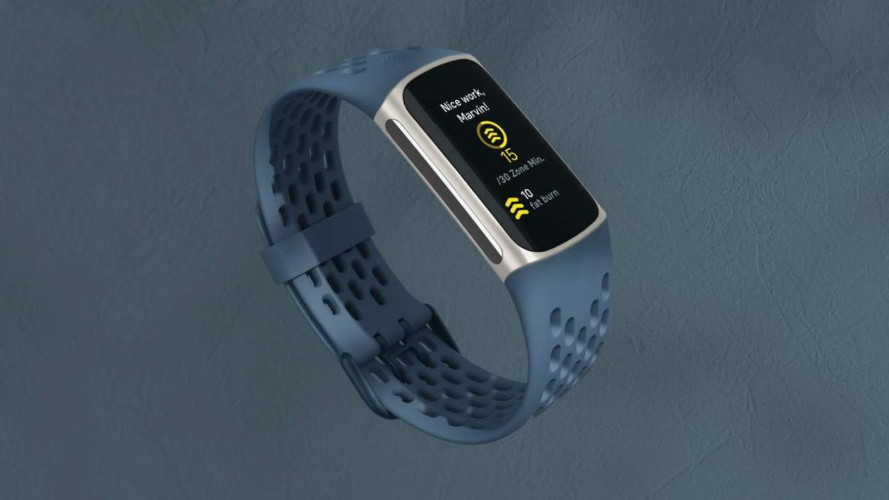 Fitbit Charge 5 tracks stress, will tell you the best day for a workout