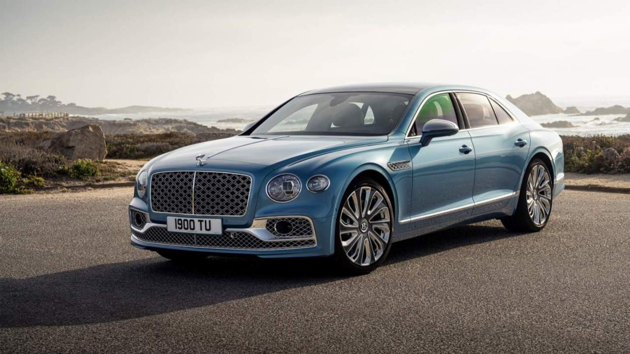 The 2022 Bentley Flying Spur Mulliner is for when regular luxury isn't lavish enough
