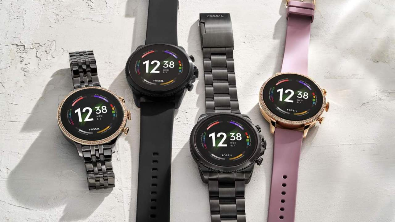 Fossil Gen 6 Smartwatch revealed with a distant Wear OS 3 promise