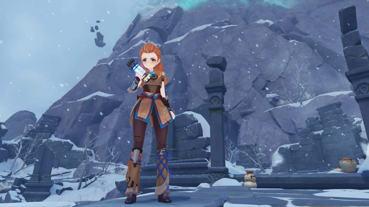 Genshin Impact 2.1 update serves up Aloy, two new islands next month