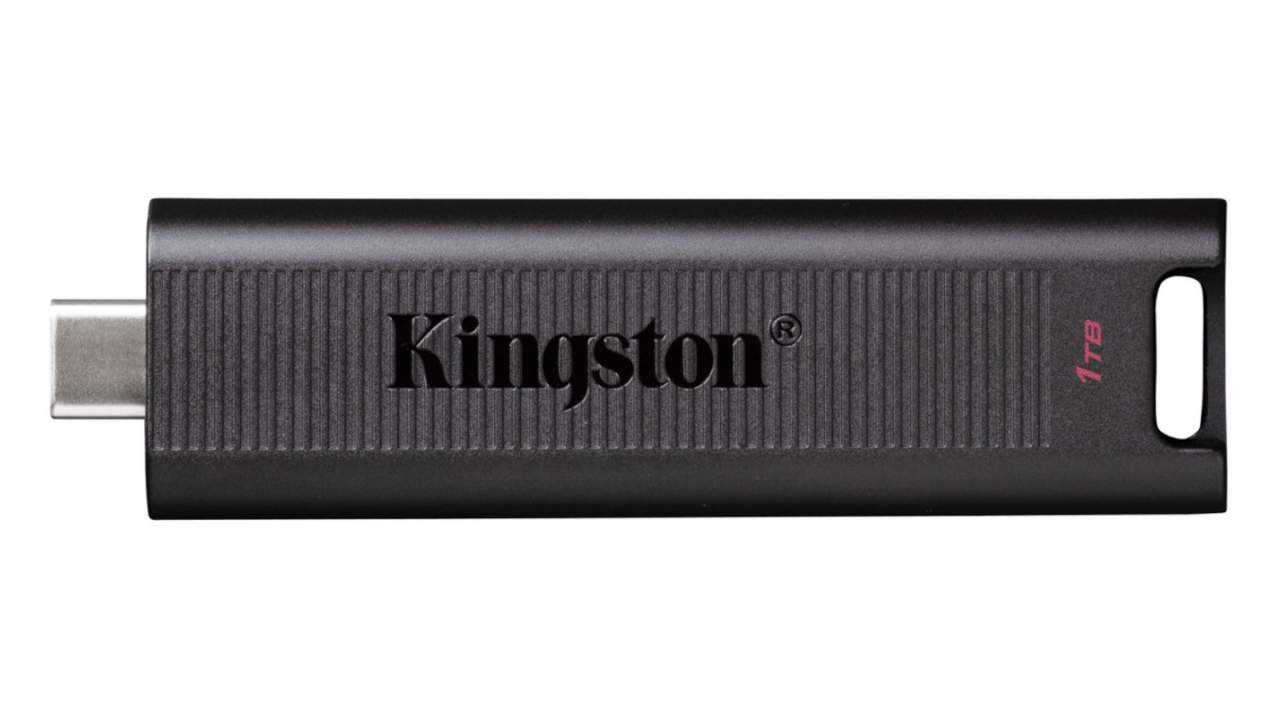 Kingston's new USB-C memory stick is almost unbelievably fast