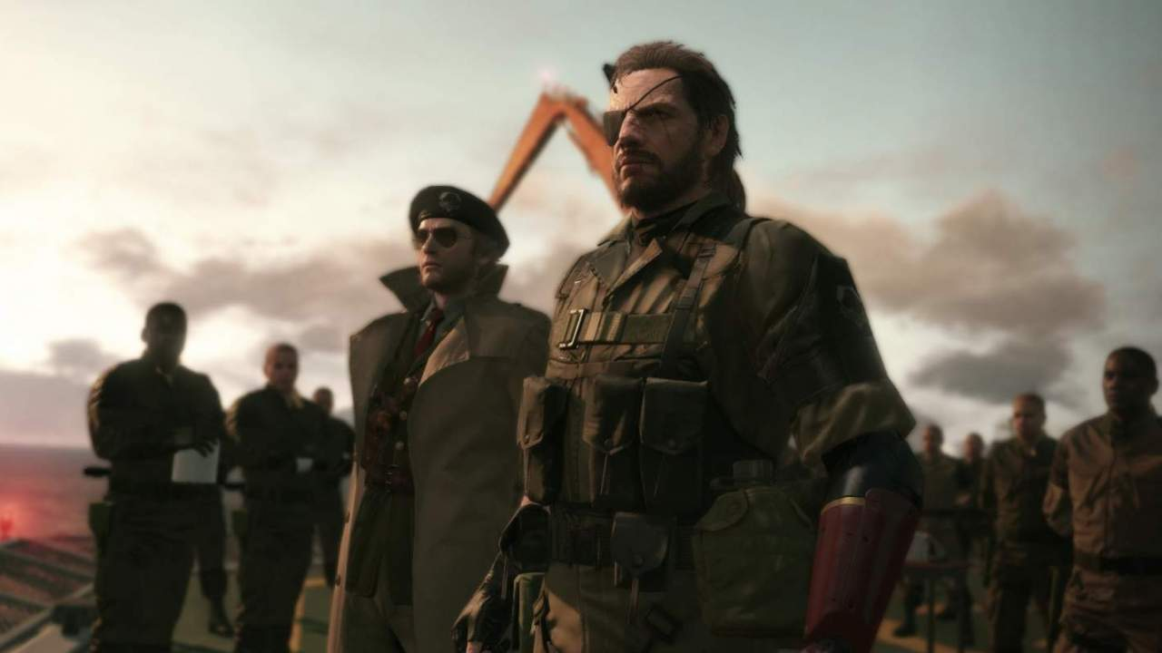 Konami pulling the plug on Metal Gear Solid V multiplayer for older consoles