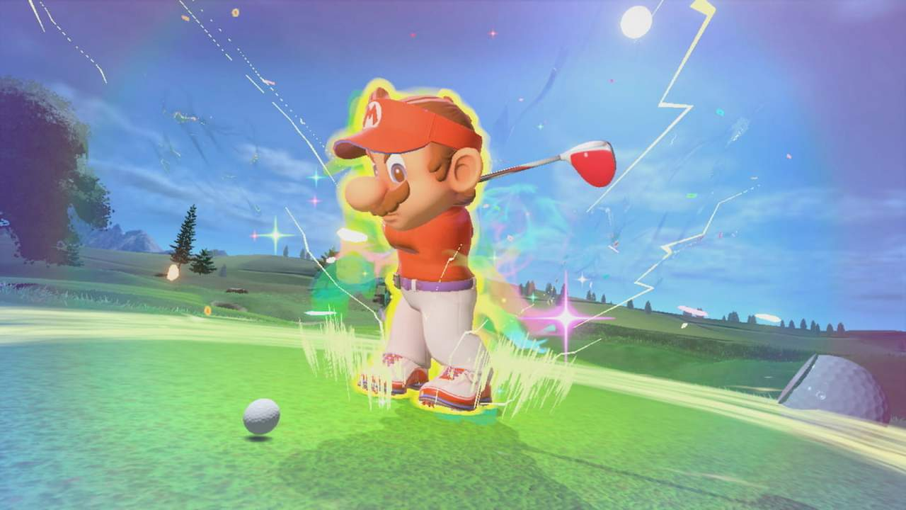 Mario Golf: Super Rush gets a bunch of new content in a surprise update