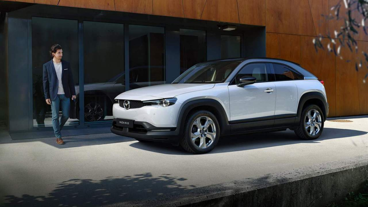 2022 Mazda MX-30 EV gets US range, pricing and a gloomy outlook