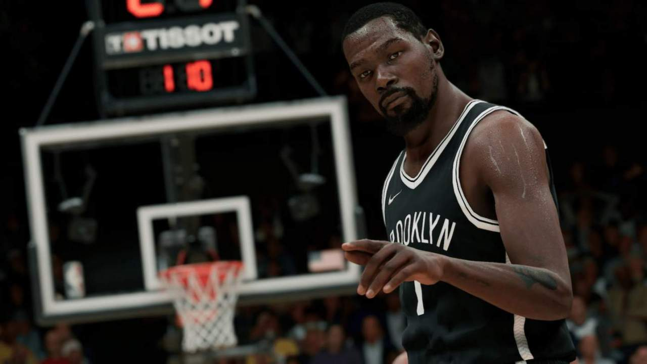 NBA 2K22's first gameplay trailer looks awfully familiar