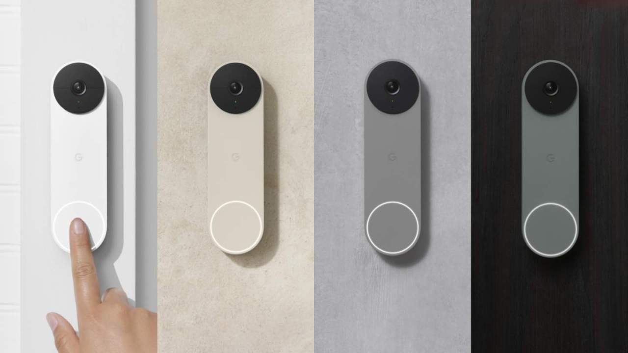 Nest Doorbell and new Nest Cams official: More style, storage and smarts