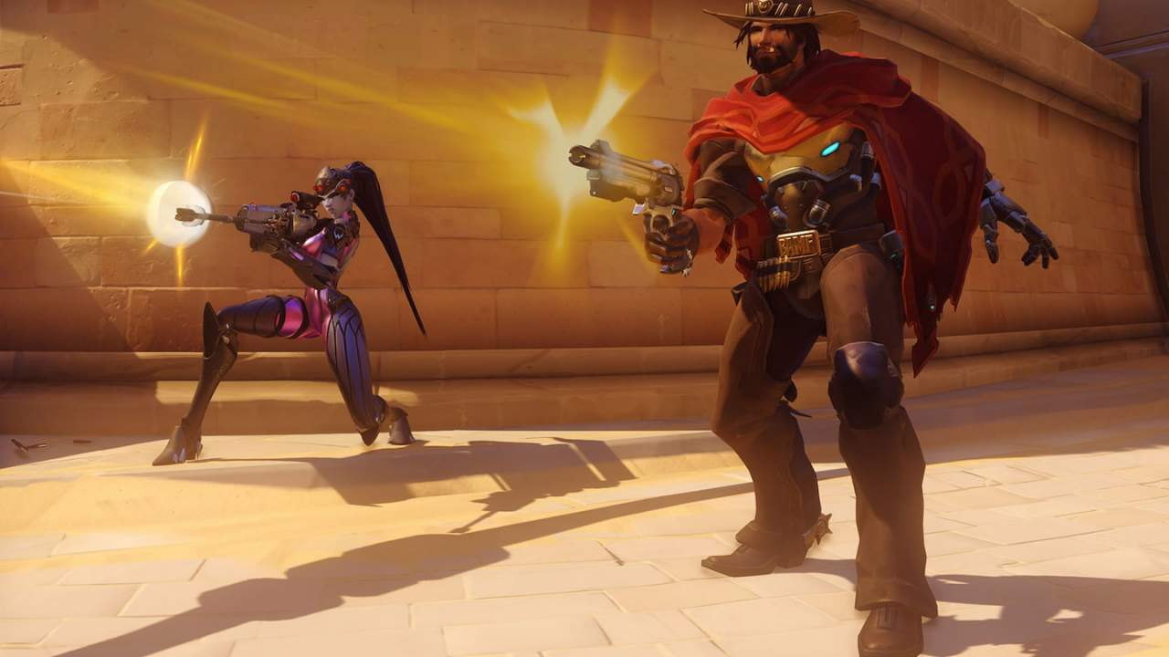 Overwatch character McCree will be renamed amid Activison Blizzard scandal