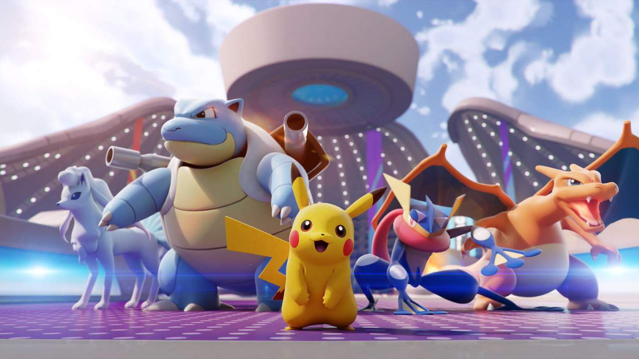Pokemon Unite's next character may not be who you were expecting