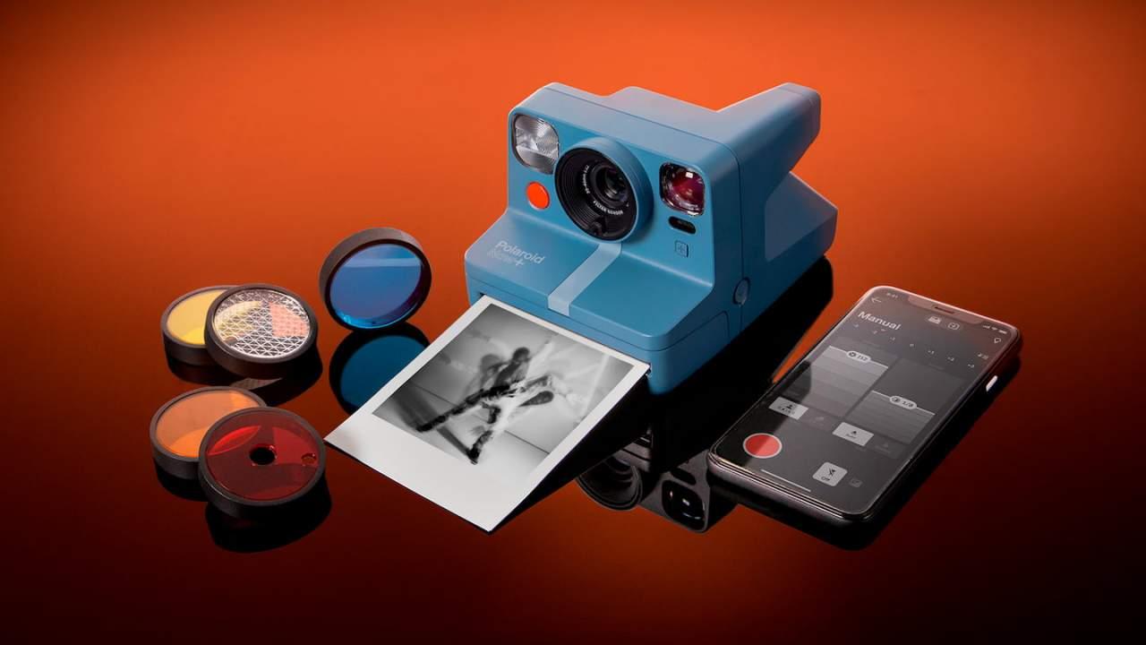 Polaroid Now+ instant camera bridges the gap between classic and futuristic