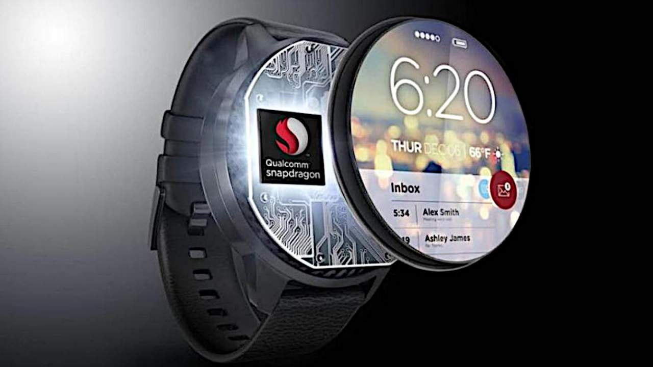 Snapdragon Wear 5100 details spotted in Qualcomm code