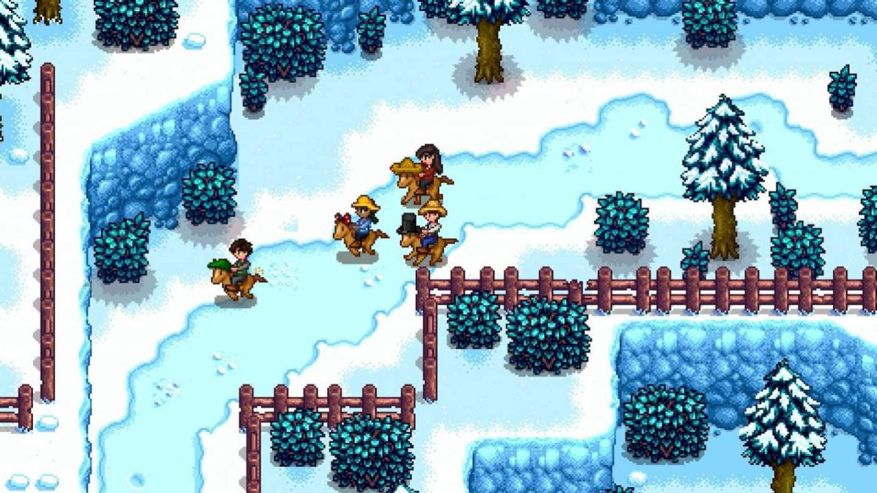 Stardew Valley is coming to Xbox Game Pass
