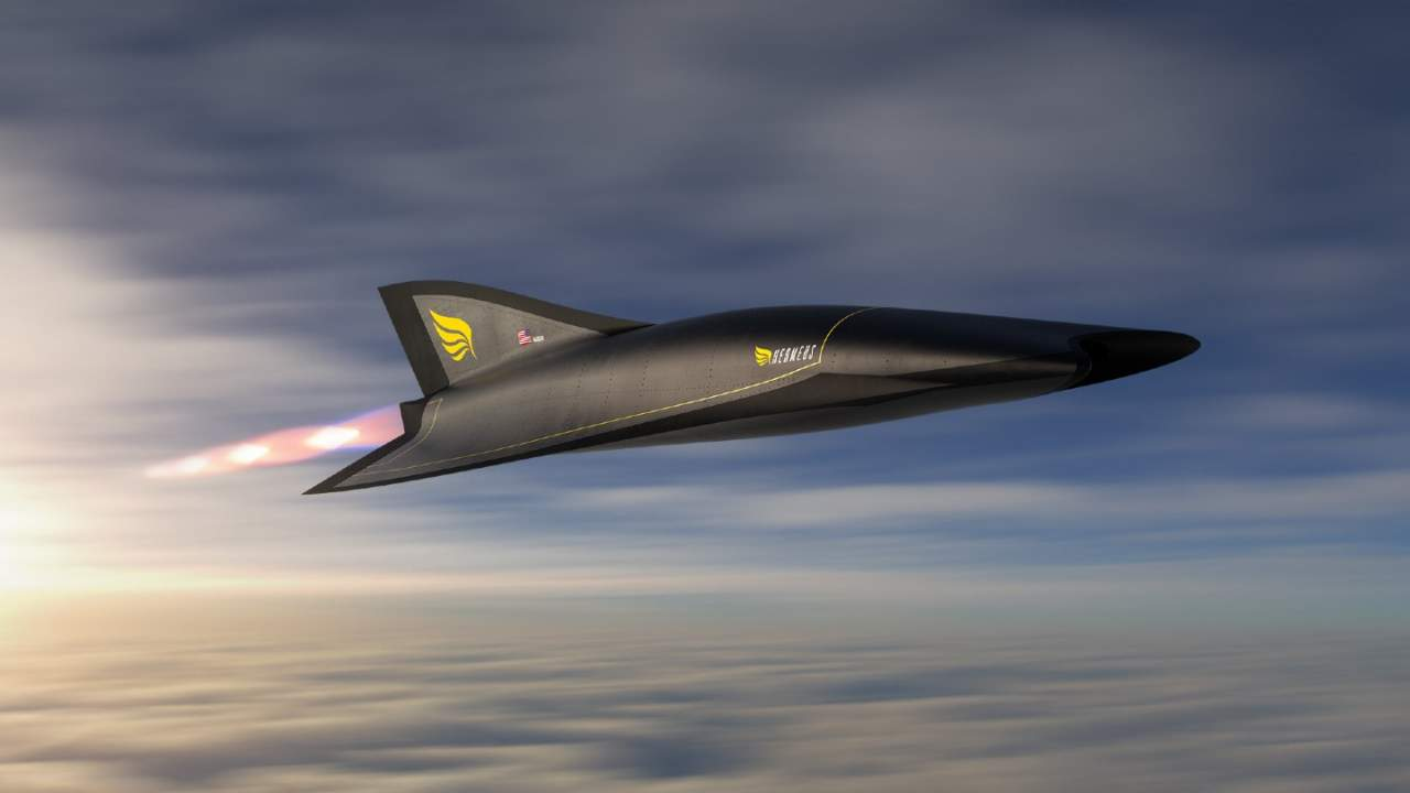 Futuristic Quarterhorse reusable aircraft scores $60 million from USAF