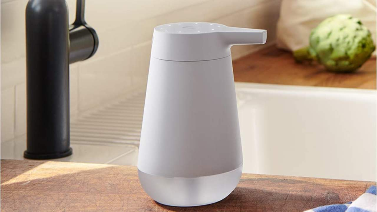 Amazon's Smart Soap Dispenser keeps the CDC and Alexa happy