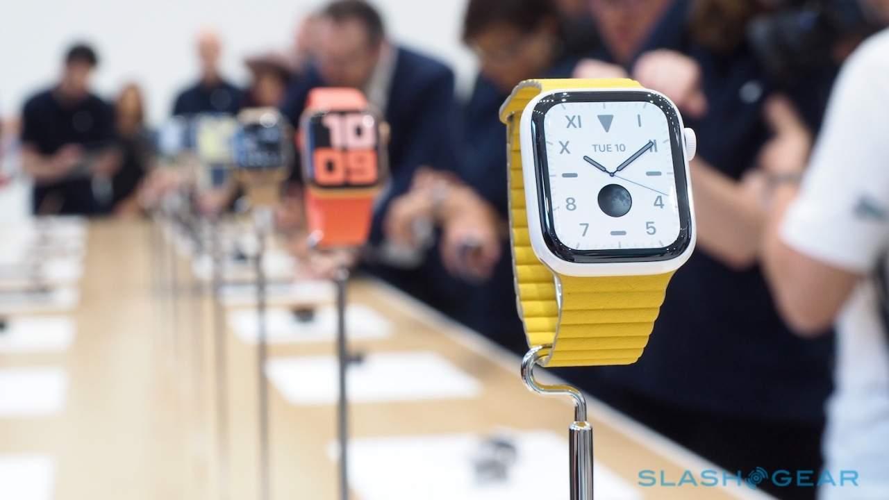 Apple Watch Series 7 leak breaks iPhone tradition
