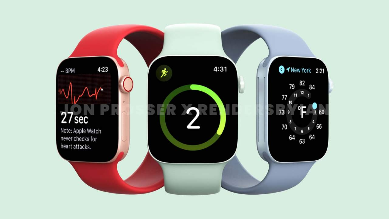 Apple Watch Series 7 – Everything you should know