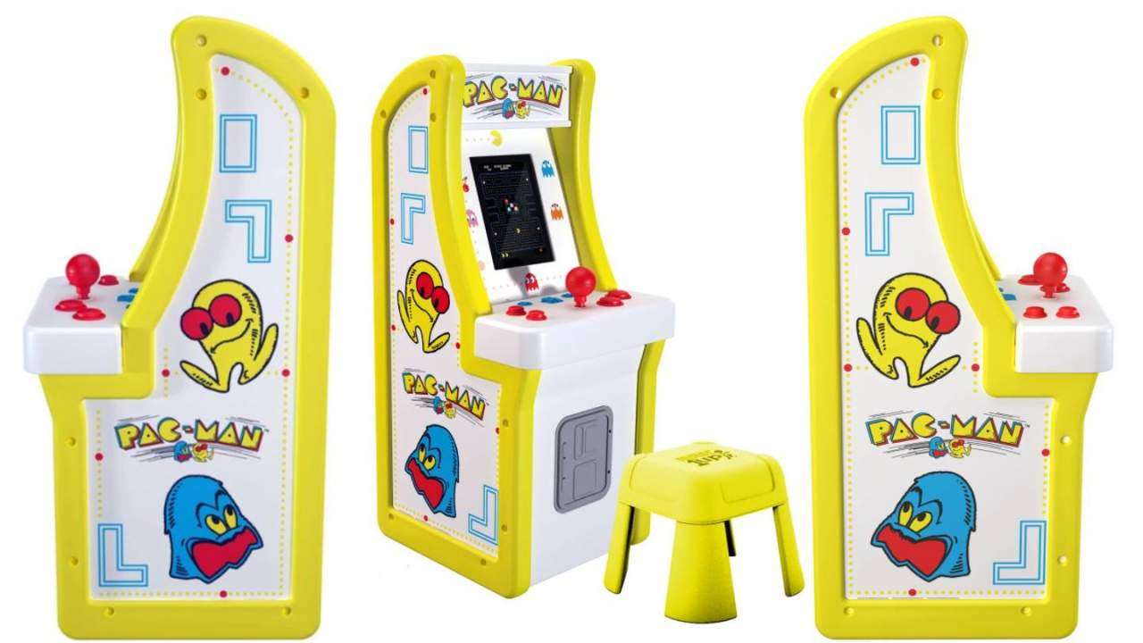Arcade1Up's next two arcade machines are made for young kids